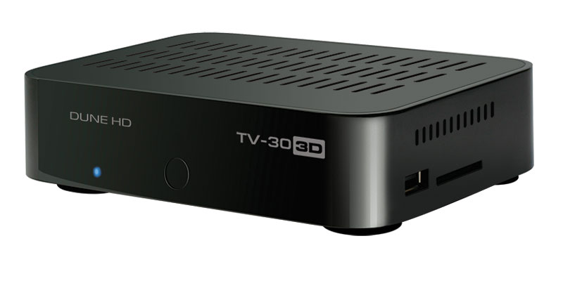 Медиаплеер Dune HD TV-303D - FullHD